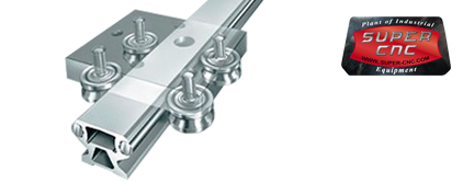 Compact linear guides